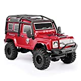 RGT RC Crawler 1:24 Scale 4wd Off Road Rock Crawler 4x4 Truck Mini RC Car