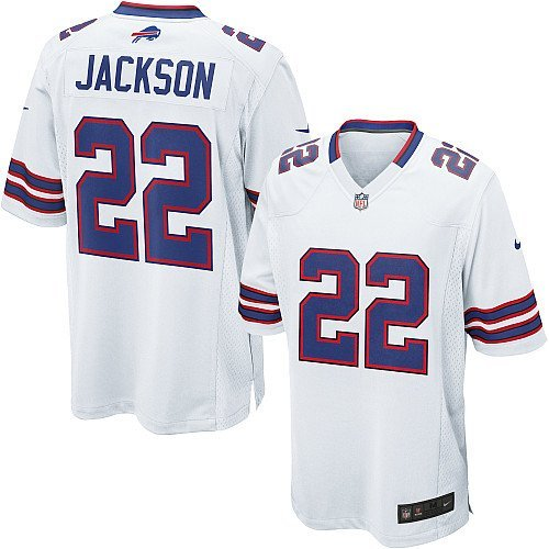 reputable site d7eae cf23b aliexpress buffalo bills 22 fred jackson jersey youth size ...
