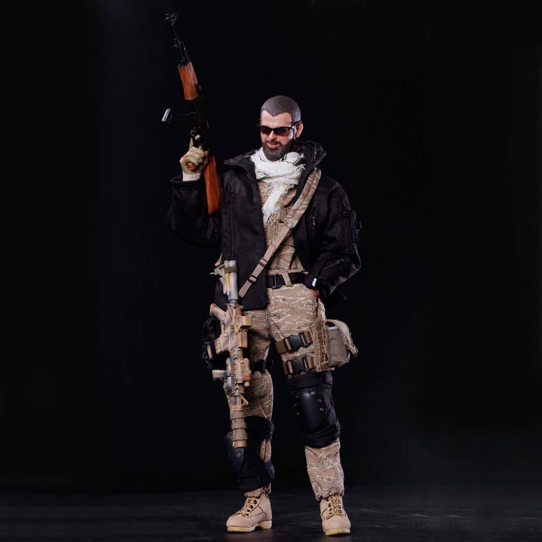 30 cm ZSMD Figura de Soldado