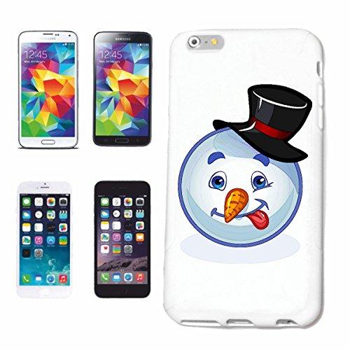 """cas de téléphone Sony XPERIA Z3 """"SNOWMAN MERRY SMILEY Outstretched TONGUE OUT """"sourire EMOTICON APP de SMILEYS SMILIES ANDROID IPHONE EMOTICONS IOS"""" Hard Case Cover Téléphone Covers Smart Cover pour S"""