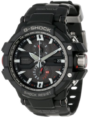 Casio GWA1000 1A G Aviation G Shock Watch