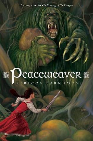 book cover of Peaceweaver