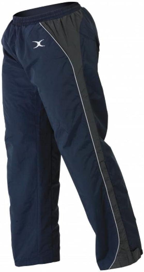 Black//Grey GILBERT Junior Tour Trousers Junior L
