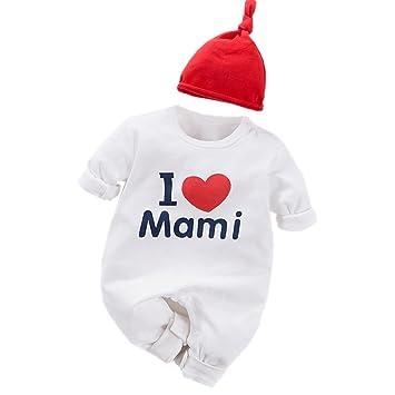 3cd1b84ed18c6 エルフ ベビー(Fairy Baby)新生児服 長袖 カバーオールロンパース 帽子 肩開き love mami