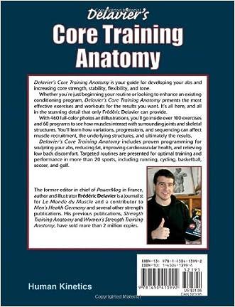Delavier\'s Core Training Anatomy 85%OFF - colegioprovidencia.cl