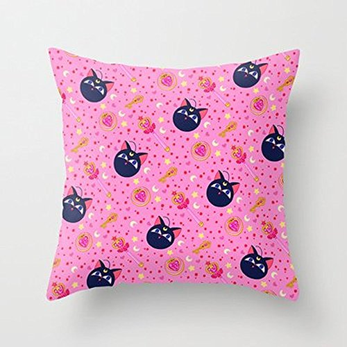 Price comparison product image Busy Deals New Chibi Moon Pattern / Sailor Moon Pillowcase Home Decoration pillowcase covers
