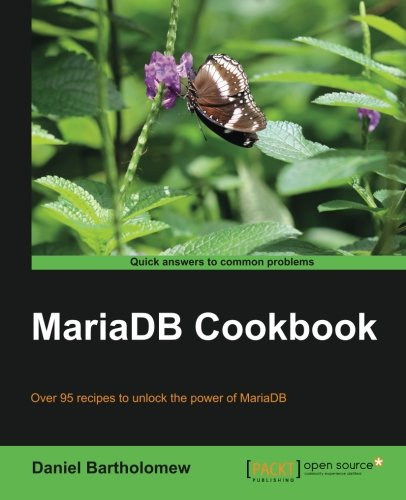 MariaDB Cookbook by Packt Publishing - ebooks Account