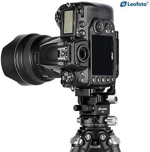 LEOFOTO DA-2 Cable Anchor//Organizer for L Plates Arca//RRS Compatible