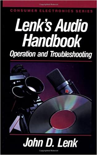 Lenk's Audio Handbook: Operation and Troubleshooting
