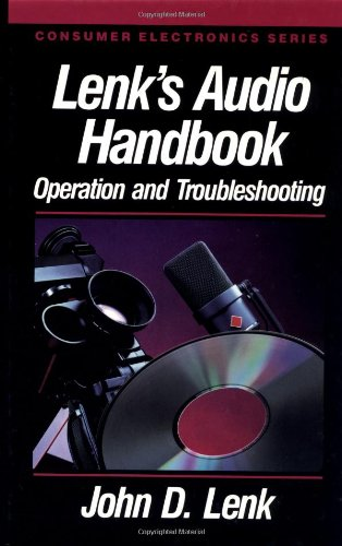 Lenk's Audio Handbook: Operation and Troubleshooting