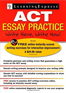 Descriptive Essay Topics For High School Students How To Write A New Killer Act Essay An Awardwinning Authors Practical  Writing Tips On Act Essay Prep Tom Clements  Amazoncom  Books Examples Of Thesis Statements For Argumentative Essays also Analysis Essay Thesis How To Write A New Killer Act Essay An Awardwinning Authors  Compare And Contrast Essay Examples For High School