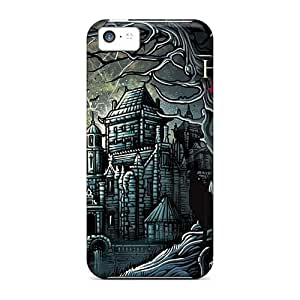 TimeaJoyce Iphone 5c Perfect Hard Phone Cases Support Personal Customs Nice Avenged Sevenfold Series [DdQ8038crVk]