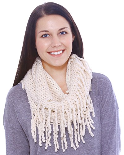 Simplicity Infinity Scarf Knitted Styles