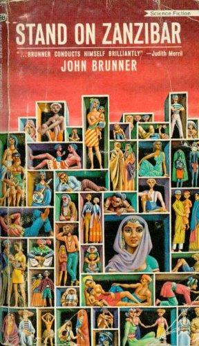 book cover of Stand on Zanzibar