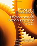 Program Evaluation and Performance Measurement: An