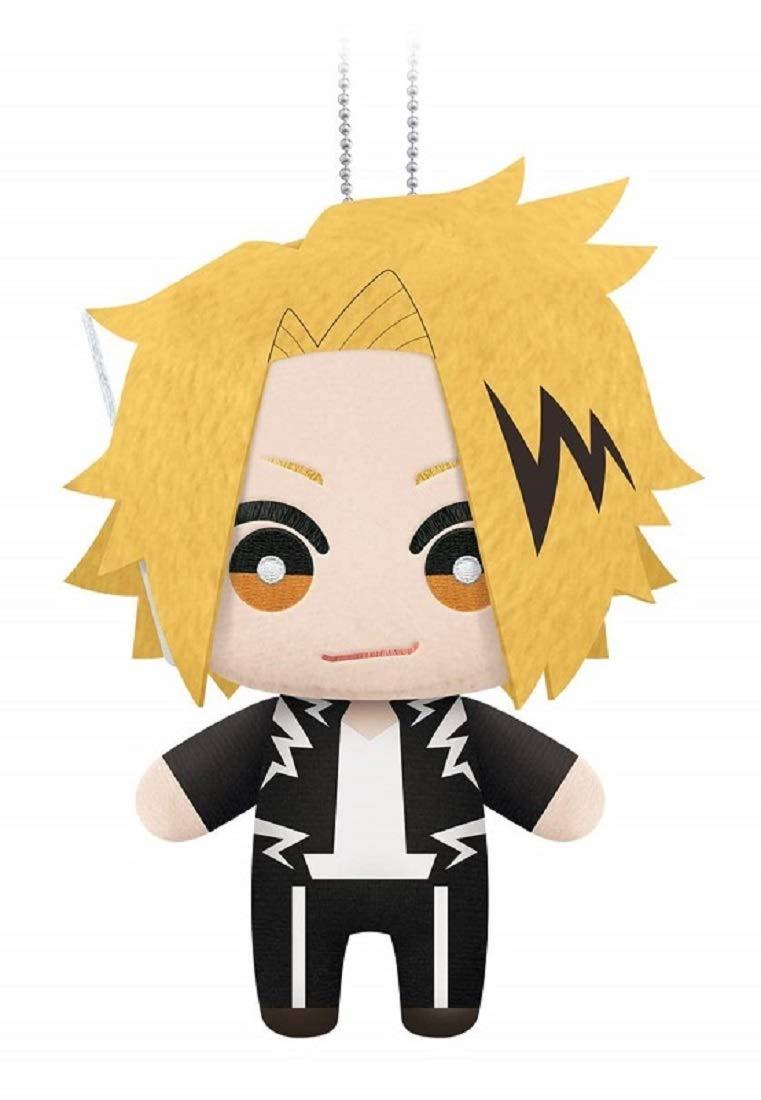 My Hero Academia Mascot Plush Keychain Denki Kaminari