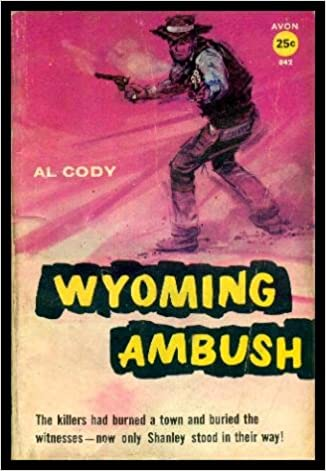 Wyoming ambush: Al Cody: Amazon com: Books