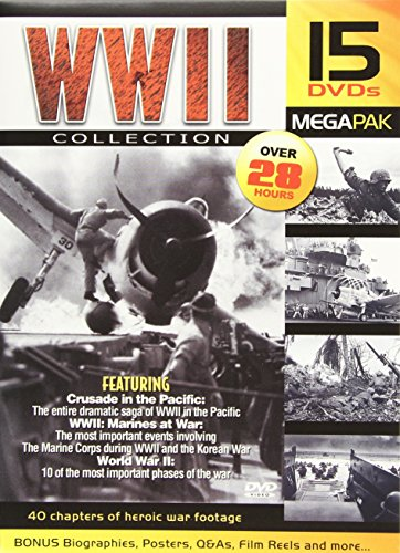 World War II (WWII Collection) 15 Dvd - Wwii Collection
