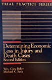 Determining Economic Loss in Injury and Death Cases (Trial Practice)