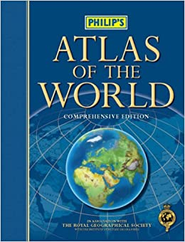 Philips atlas of the world philips world atlases amazon philips atlas of the world philips world atlases amazon royal geographical society with the institute of british geographers 9780540088997 gumiabroncs Gallery