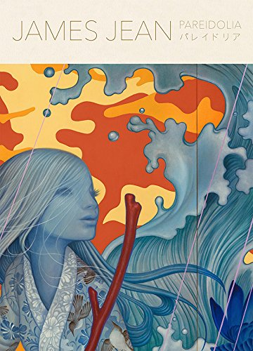 PAREIDOLIA: A Retrospective of Beloved and New Works by James Jean (Japanese - Lim Phillip Style