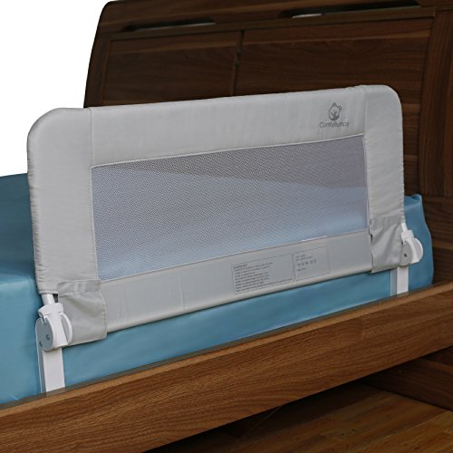 Toddler Bed Rail Guard for Kids Twin, Double, Full Size Queen & King Mattress - Bed Rails for...