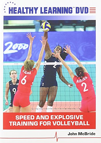 Speed and Explosive Training for Volleyball for sale  Delivered anywhere in USA