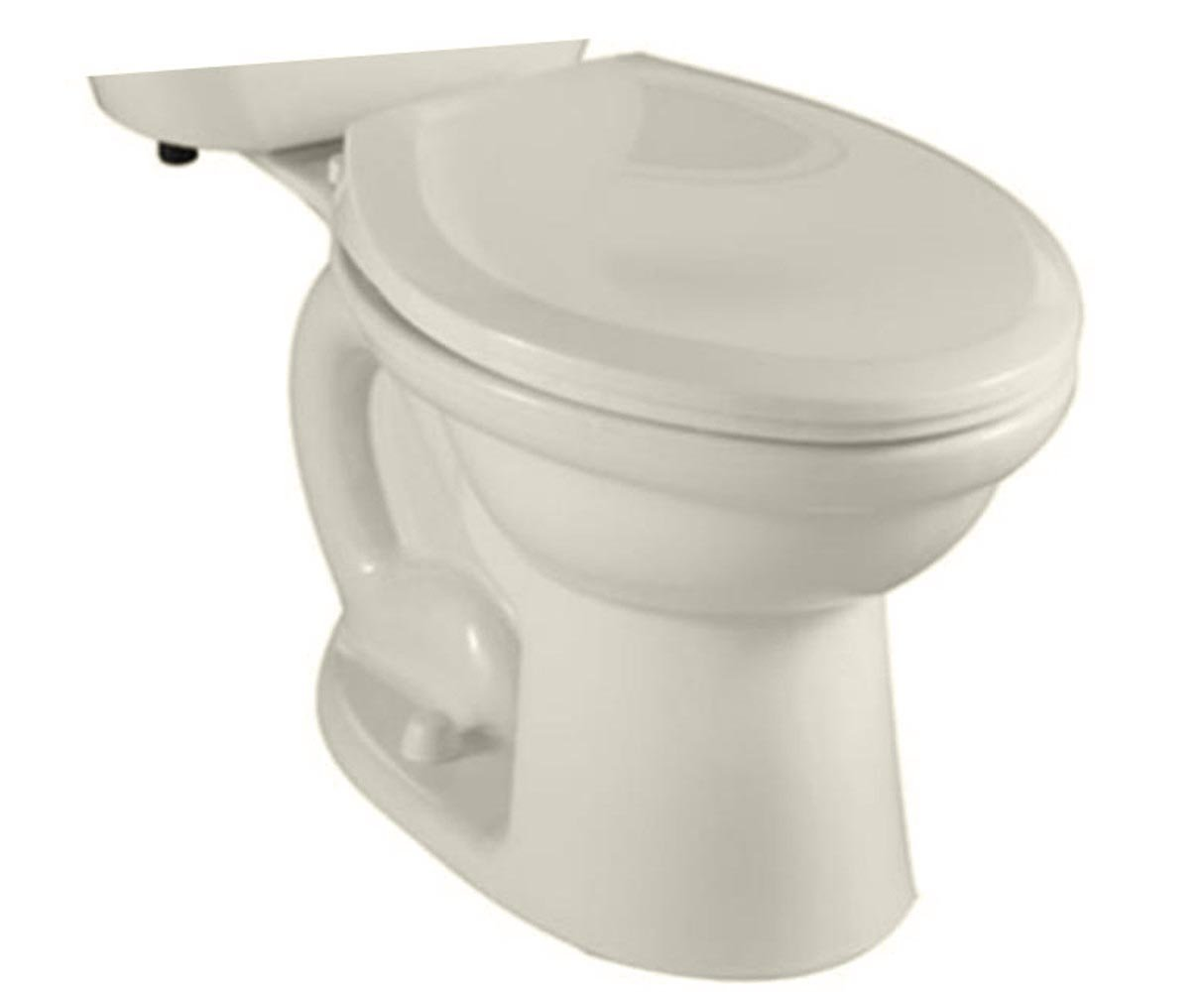 American Standard 3189.016.222 Colony FitRight Elongated Toilet Bowl, Linen (Bowl Only)