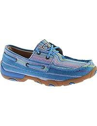 Twisted X Boots Women's WDM0048 Boat Shoe