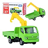 tomica truck - TAKARA TOMY TOMICA 37 Hino Dutro Truck Crane Mini Car Toy