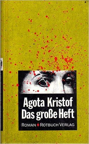 Download books free online pdf Das Grosse Heft 3880227187 PDF DJVU FB2