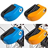 Bicycle Lock Alarm disc Brake Motorcycle Bike Anti Theft Security for Scooter Electronic Anti-Theft with Metal and Electric Vehicle All Accessories Mountain