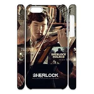 I-Cu-Le Customized 3D case Sherlock for iPhone 5C
