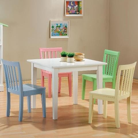 Kids Play Room Table Chairs
