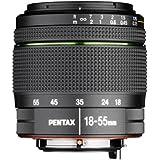 PENTAX DA 18-55mm f/3.5-5.6 AL Weather Resistant Lens for Pentax Digital SLR Camera (Discontinued by Manufacturer)