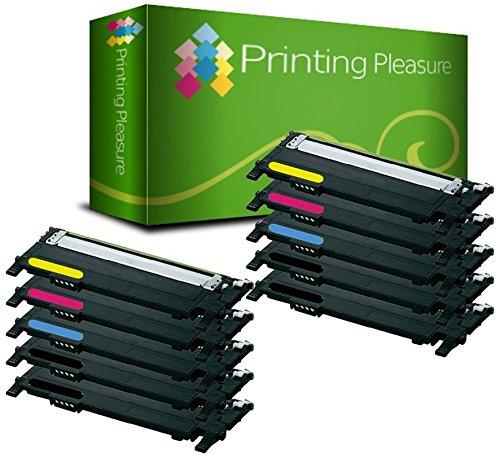 NERO Toner Compatibile per Samsung CLP-360/360N CLP-365/365W CLP-368 CLX-3300 CLX-3305/3305FN/3305N/3305W/3305FW Xpress SL-C410W/C460W/C460FW/C467W   CLT-K406S