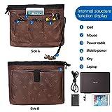 Laptop Tote Bag, Women Teacher Bag Large Work Bag