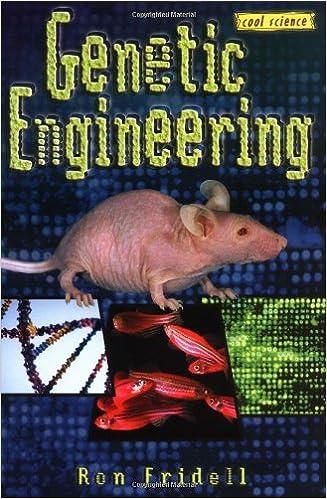 Genetic Engineering: Cool Science series: Amazon.es: Fridell ...
