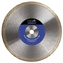 Dixie Diamond Manufacturing T705 Tile Blade Standard Grade for Dry/Wet Cutting, 5-Inch X 0.060-Inch X 7/8-Inch with 5/8-Inch Bushing