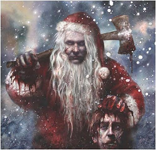 SILENT NIGHT, DEADLY NIGHT by Perry Botkin
