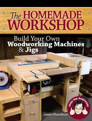 Homemade Workshop Build Woodworking Machines product image