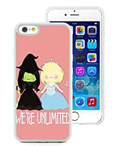 iPhone 6(4.7) Case,Excellent protection wicked White For iPhone 6(4.7) TPU Case