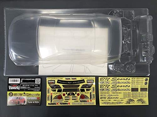 Pandora RC (PAB-2167) Toyota Altezza/BN Sports UNPAINTED Body Only