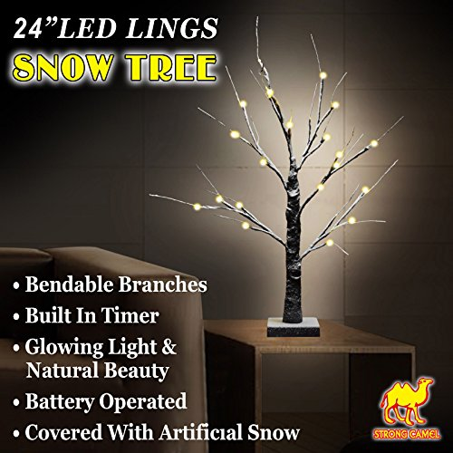 Small Artificial Christmas Trees With Led Lights - 4