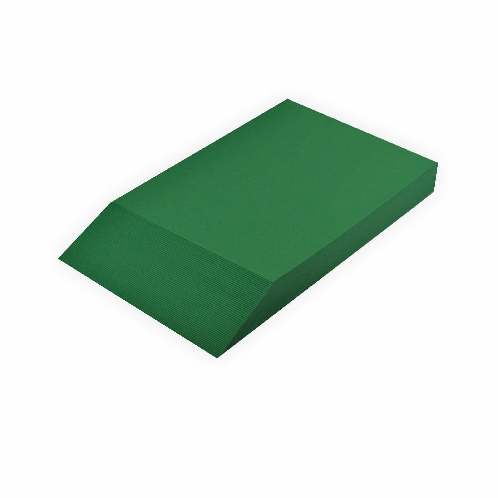 Creleo Coloured Paper A4 100 Sheets, 130 g, Fir Green Trendstyle Retail 4250827908423