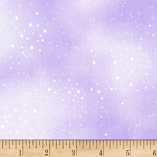Michael Miller Fairy Frolic Pixie Dust Twinkle Fabric By The - Miller Michael Quilt Fabric