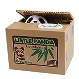 Imcolorful Stealing Coin Panda Box (brown)