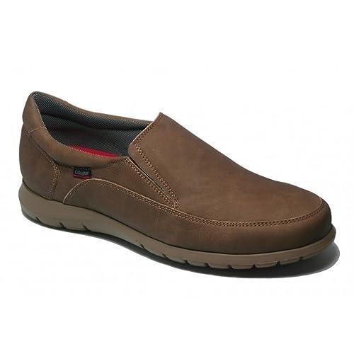 Mocasín Callaghan Adaptaction en Taupe, Modelo 81311.: Amazon.es: Zapatos y complementos