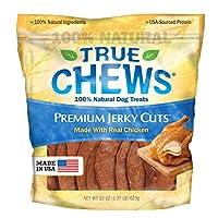 True Chews Premium - Tiritas para perros, tortugas, ofertas de pollo, 22 onzas