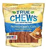 Tyson Pet Products True Chews Premium Jerky Cuts Dog Treats, Chicken Tenders, 22 Ounce